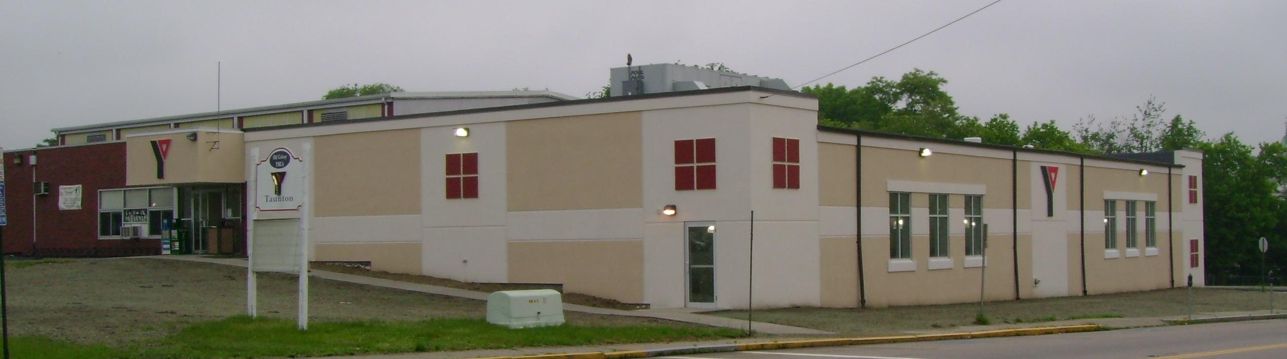 Taunton YMCA editA