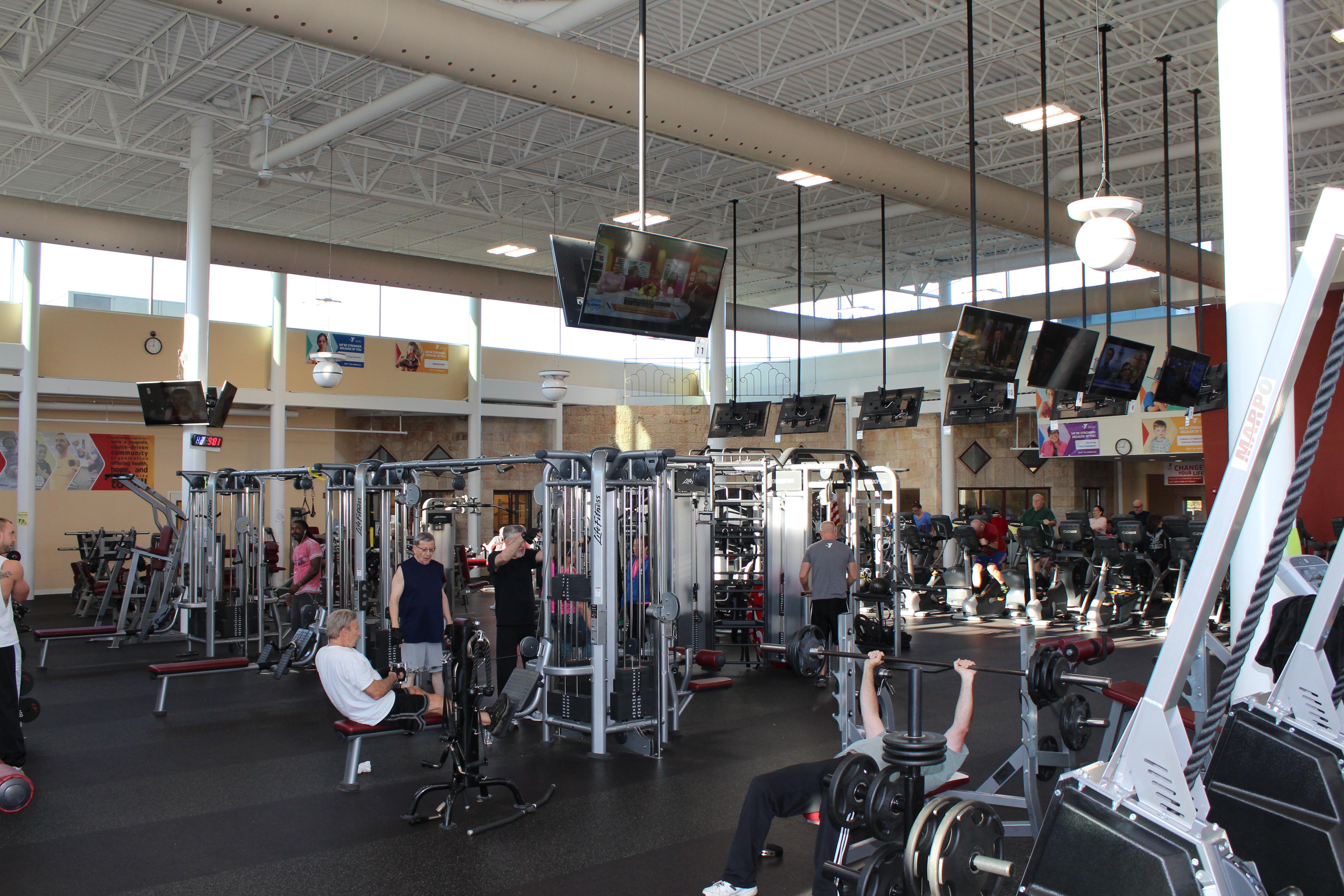 Stoughton YMCA 6
